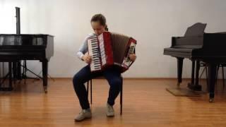 Вариации на тему песни В. Шаинского