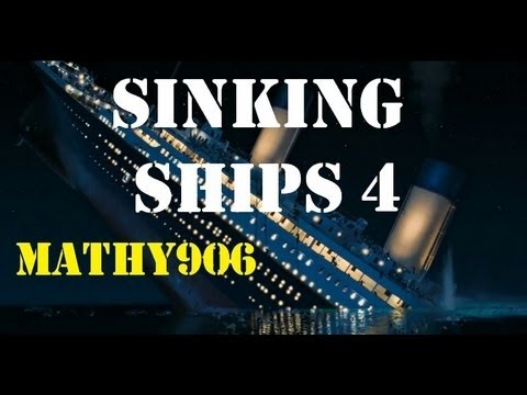 sinking ships 4