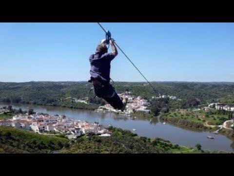 tirolina huelva portugal