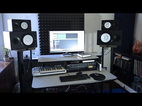 Las 10 Cosas Esenciales Que Un Home Studio Debe Tener Para Productores Musicales (BEATMAKERS)