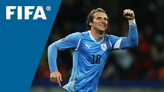Uruguayan World Cup stars give back