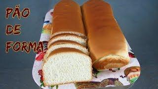 Veja Como Fazer Pão de Forma