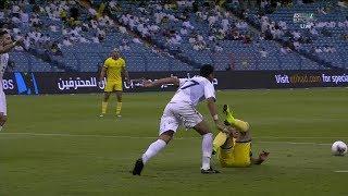 الحالات التحكيمية مباراة النصر 0-1 الحزم | الجولة 4 | دوري الأمير محمد بن سلمان للمحترفين 2019-2020