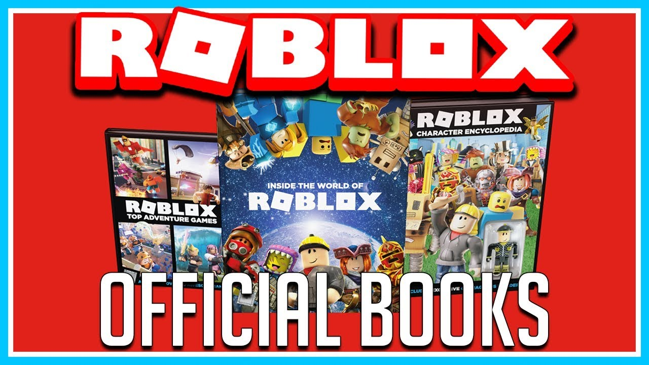 New Roblox Official Books Coming Out This Fall Youtube