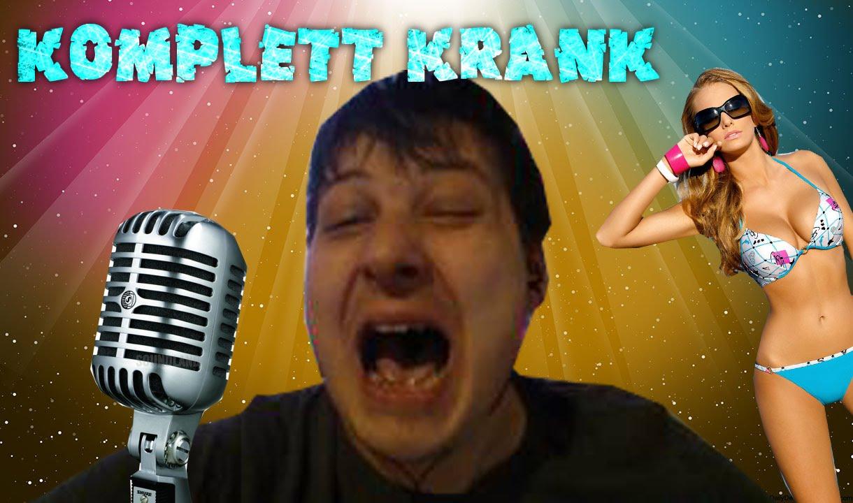 KOMPLETT KRANK ( Official Music Video