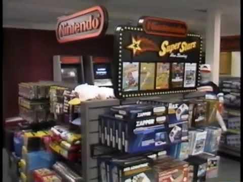 World of Nintendo - 1989 Retail Campaign