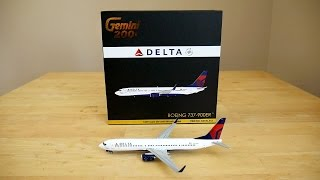 Model of the Month: Delta Air Lines 737-900ER