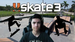 How to Skateboard Like a Pro [Skate 3]