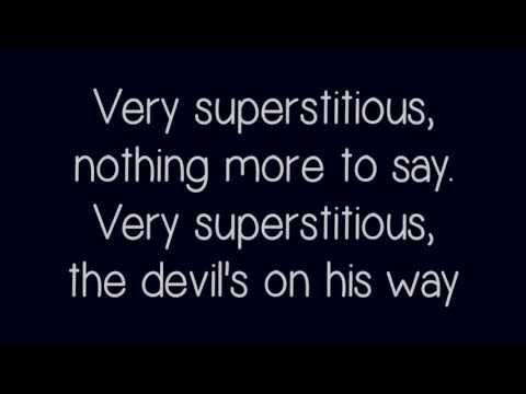 Glee - Superstition (Lyrics) HD
