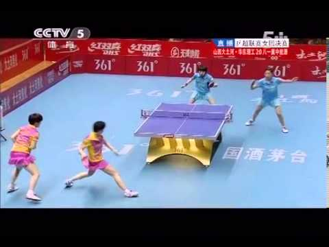 2012/13 CTTSL (ws-f/2nd leg) BAYI Vs SHANXI [Full Match/Chinese]