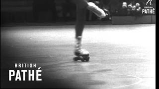 World Roller Skating Championships In Germany (1966)