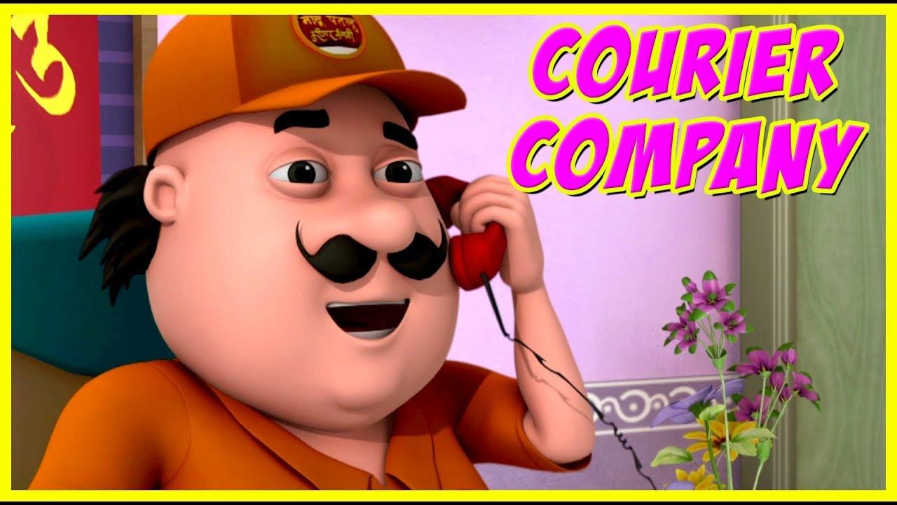 Motu Patlu Courier Company Motu Patlu In Hindi Youtube