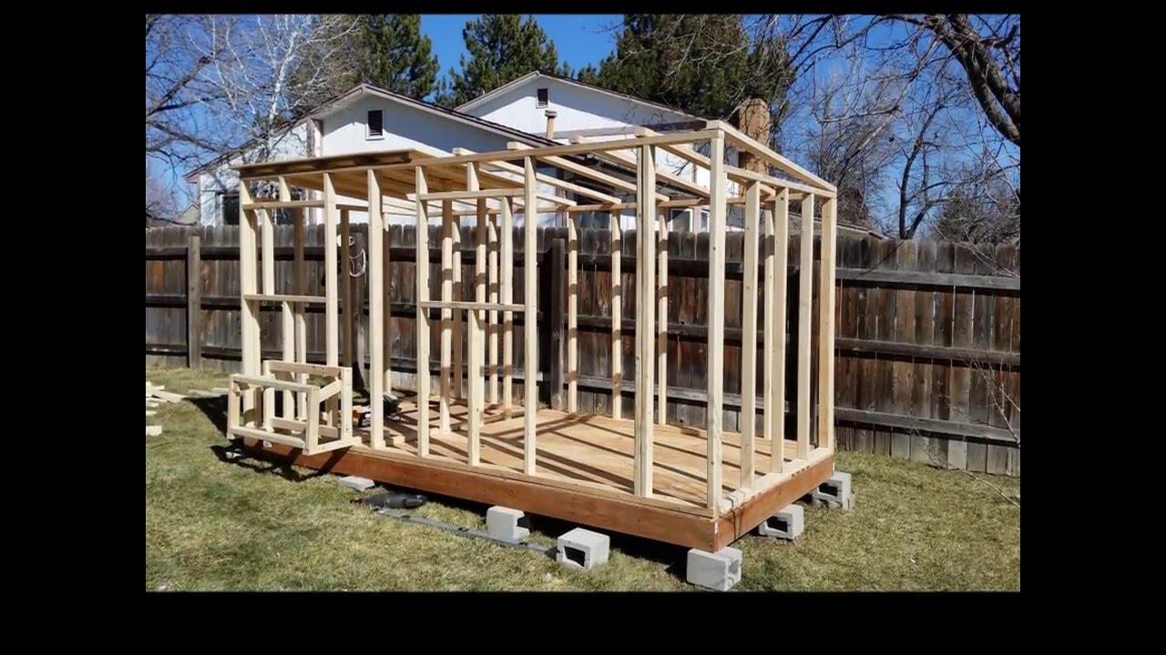 Building A En Coop Shed Combo