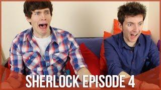 Sherlock Episode 4 | Liam Dryden & Tom Burns