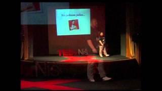 Trudite se da radite prave stvari: Ivan Minic at TEDxNis