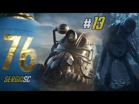 Fallout 76 Gameplay #13 Directo Español  - Nivel 29 Como una Mula de carga thumbnail