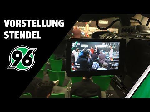 PK Vorstellung Daniel Stendel
