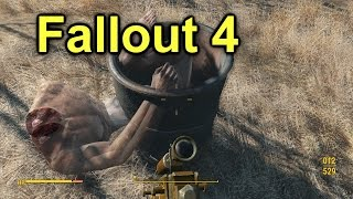 Fallout 4 Episode 11 Spinning Torso Barrel