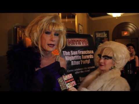 Speakeasily Exclusive: San Francisco Nitey Awards at Castro Theatre