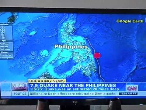 CNN BREAKING NEWS: Philippines Earthquake Update!