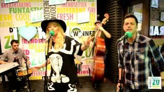 Delia feat. UDDI - Ipotecat (Live la Radio ZU)