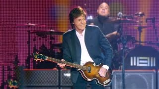 Paul McCartney - Listen To What The Man Said + arrival [Live at Echo Arena, Liverpool - 28-05-2015]