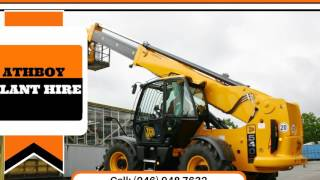 Athboy Plant Hire Equipment - Farm machinery, Tractors, Diggers for Hire