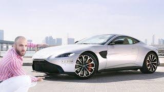 اجمل سيارة لم تكن تعرفها Aston Martin Vantage