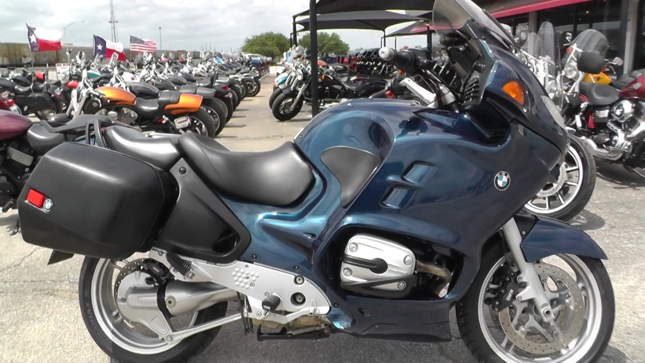 e91092 2004 bmw r1150rt used motorcycles for sale [ 1280 x 720 Pixel ]
