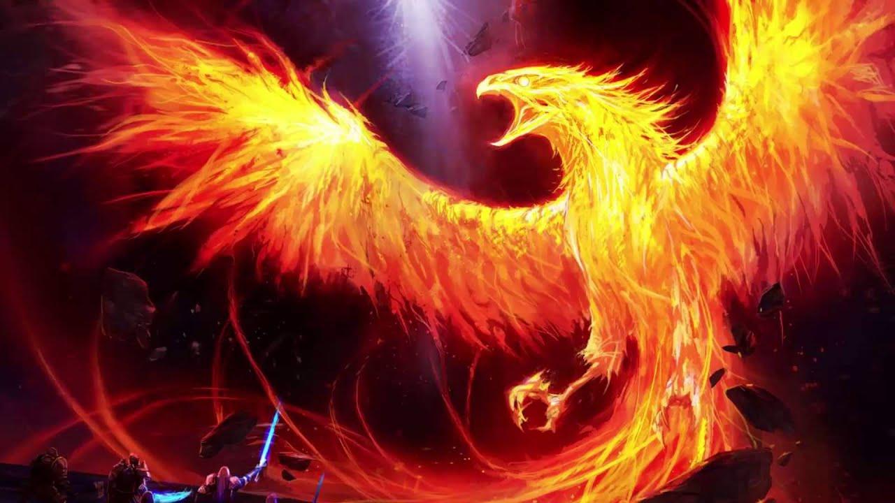 Nightcore The Phoenix YouTube