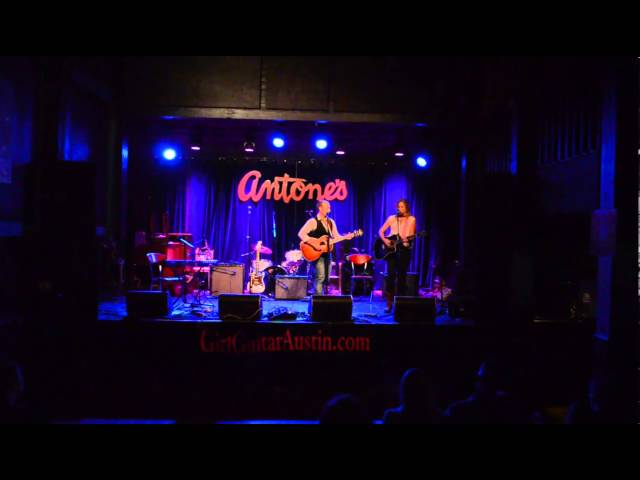 """Girl Guitar"" performed by Billy Abel & Mandy Rowden at the Girl Guitar Showcase at Antone's"