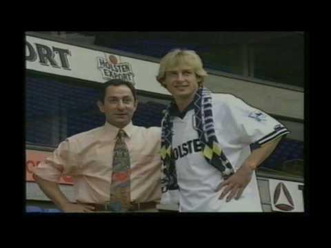 Jürgen Klinsmann doco 1996