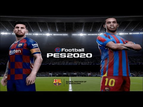 PES 2020 (PS2) Atualizado (Riky Editions) Download ISO