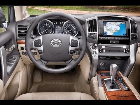 Exceptional 2016 Toyota 4Runner Interior