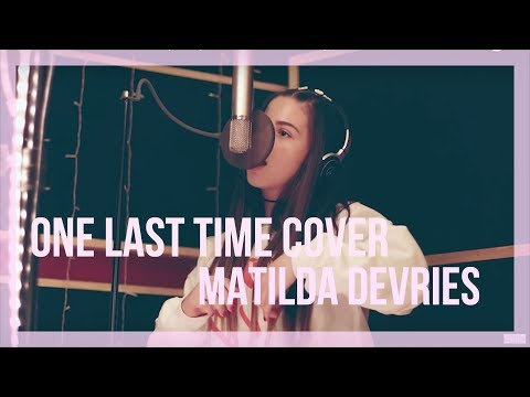 Ariana Grande ~ One Last Time (Cover) Ft Leo (Bars and Melody)♡