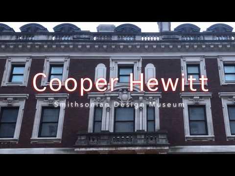Cooper Hewitt - Smithsonian Design Museum