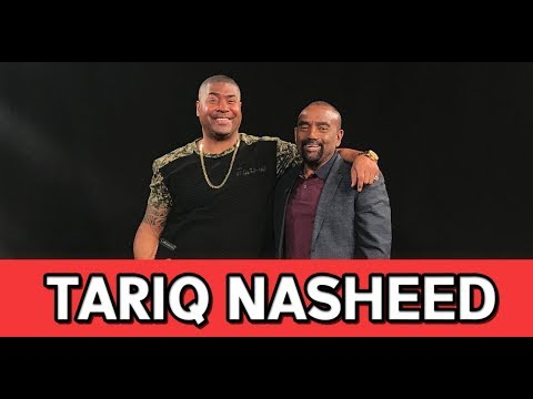 TARIQ NASHEED on White People, the 'Coon Train,' and DONALD TRUMP! (Season Premiere)