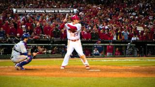 Scotts Go Yard: David Freese Game 6 Walk-Off Home Run