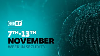 ESET research uncovers ModPipe backdoor – Week in security with Tony Anscombe
