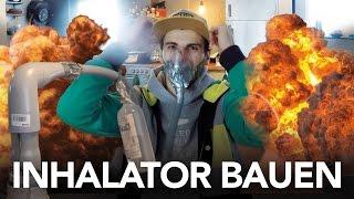 Inhalationsgerät bauen - Heimwerkerking Fynn Kliemann
