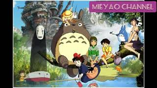 Studio Ghibli Movie List