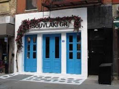 Souvlaki GR the best Greek food in New York