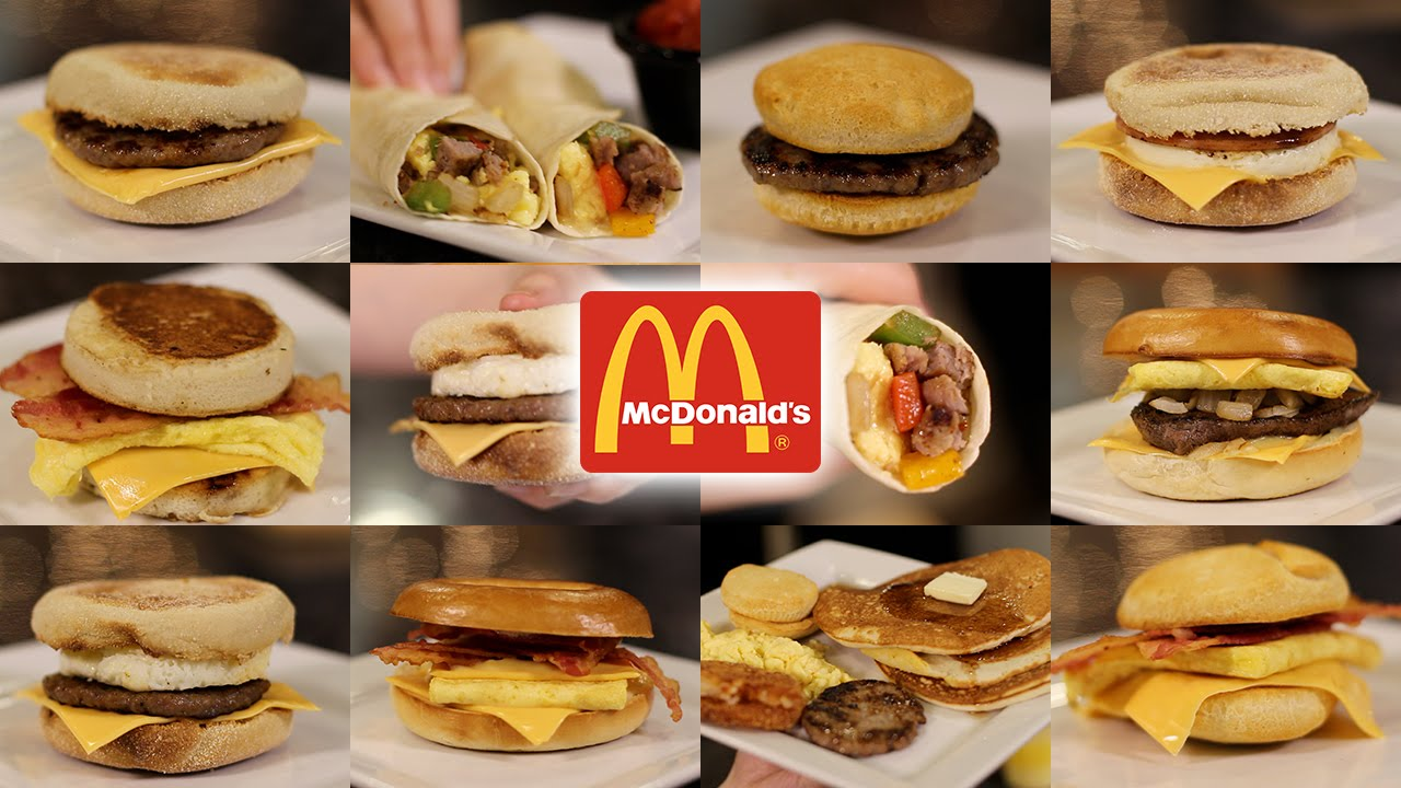 Image result for mcdonald's breakfast