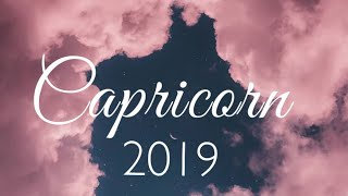 Happy New Year Capricorn! This is your Tarot forecast and intuitive...