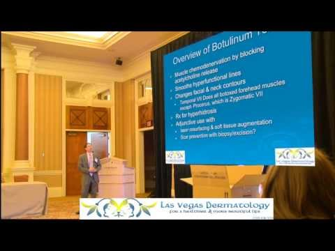 Dr. H.L. Greenberg SDPA Botulinum Toxin (Botox & Dysport) Lecture 10.31.2012
