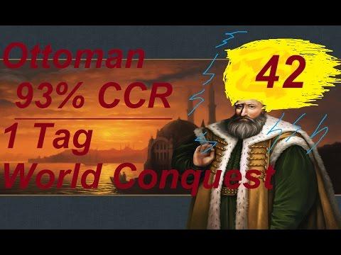 EU4 Tribal Ottomans Worldconquest (1Tag 1Faith 1Culture) Part 42