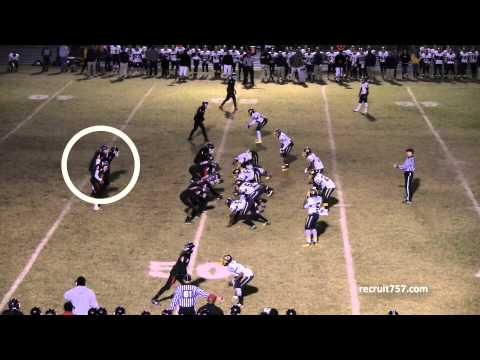 Bucky Hodges - Salem High School (JR QB 6-6 220)
