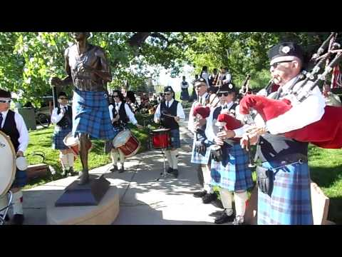 Centennial State Pipe and Drum Band