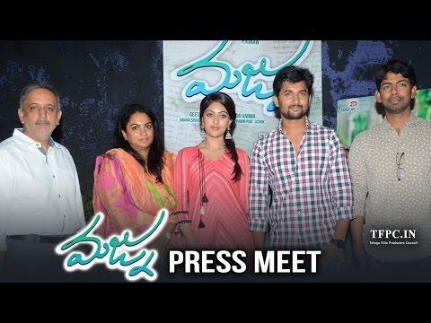Nani's Majnu Movie Press Meet | Nani | Anu...