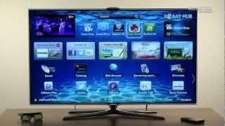 lCD телевизор Samsung UE-49KU6470 обзор